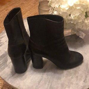 Barely worn Rag and Bone Booties size 7.5